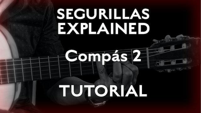 Seguirillas Explained - Compás 2  - TUTORIAL
