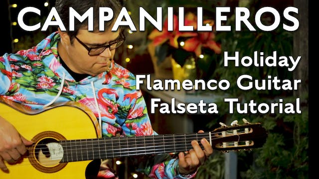 Campanilleros - Holiday Falseta Tutorial