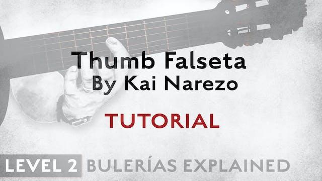 Bulerias Explained - Level 2 - Thumb ...