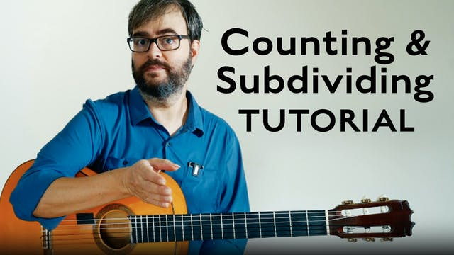 Counting and Subdividing - Tutorial