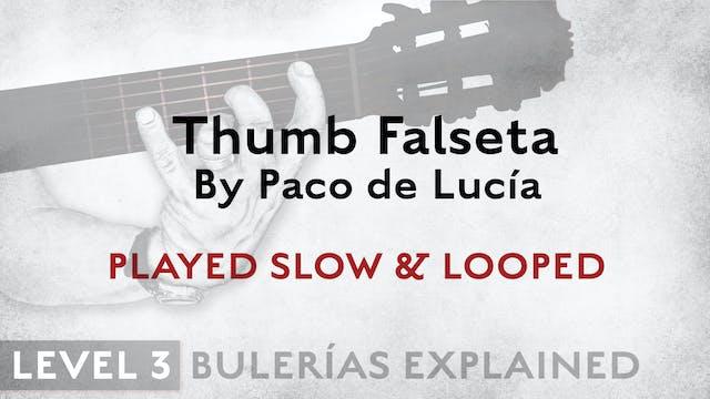 Bulerias Explained - Level 3 - Thumb ...