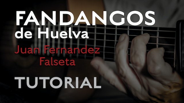 Friday Falseta - Fandangos de Huelva falseta by Juan Fernandez - Tutorial