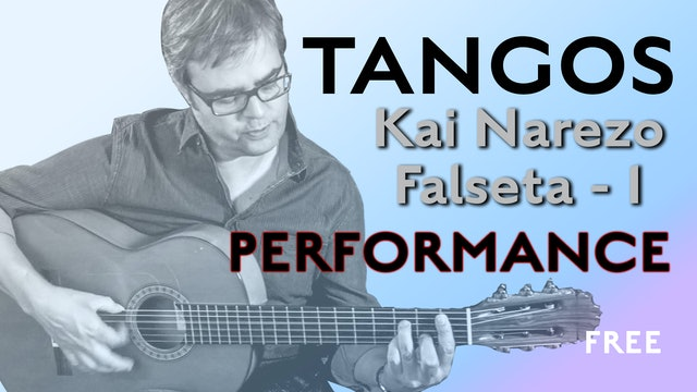Friday Falseta - Kai Narezo Tangos Falseta 1 - Performance