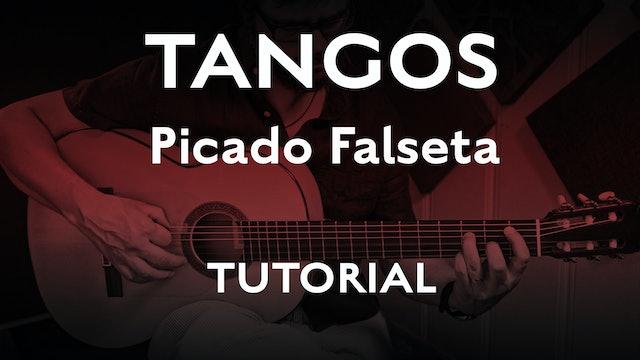 Tangos Explained - Picado Falseta - Tutorial