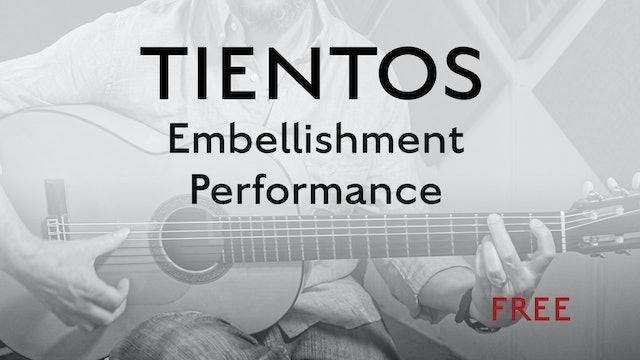 Tientos Explained - Embellishment - Performance