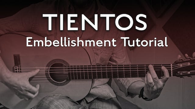Tientos Explained - Embellishment - T...