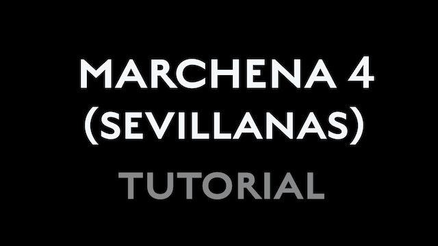 Marchena - Fourth Sevillana - Tutorial