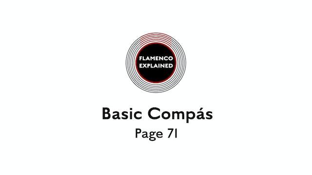 Bulerias Basic Compas Page 71