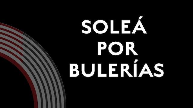 Solea Por Bulerias Playlist