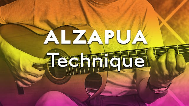 Technique Bootcamp - Alzapua Technique