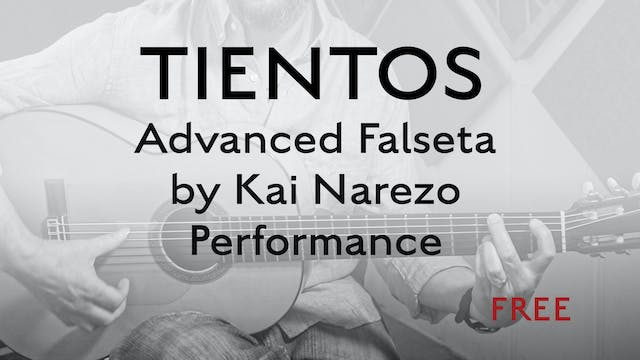Tientos Explained - Advanced Falseta ...