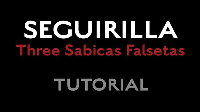 Friday Falseta - Seguirilla - Three S...