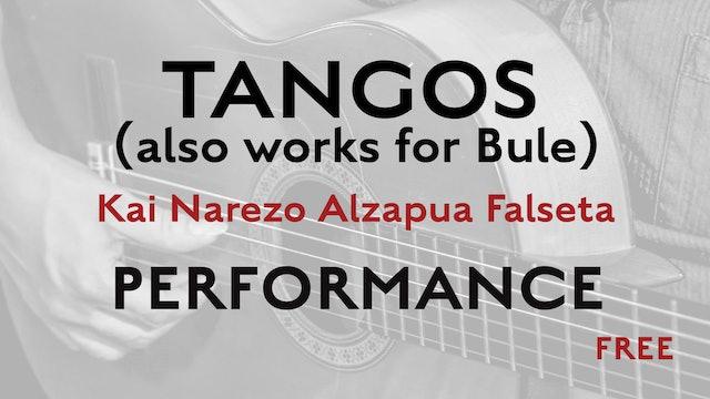 Friday Falseta - Tangos Alzapua - Kai Narezo Falseta Performance