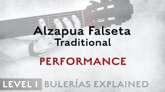 Bulerias Explained - Level 1 - Alzapu...