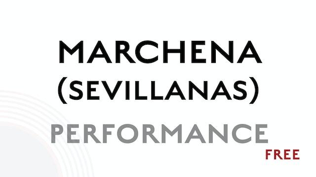 Marchena (Sevillanas) - Performance