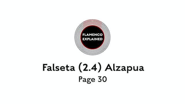Tangos Falseta Alzapua Page 30
