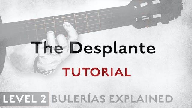 Bulerias Explained - Level 2 - The De...