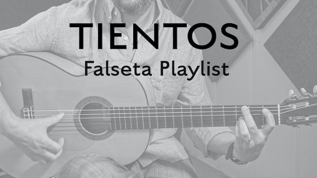 Tientos Falseta Playlist