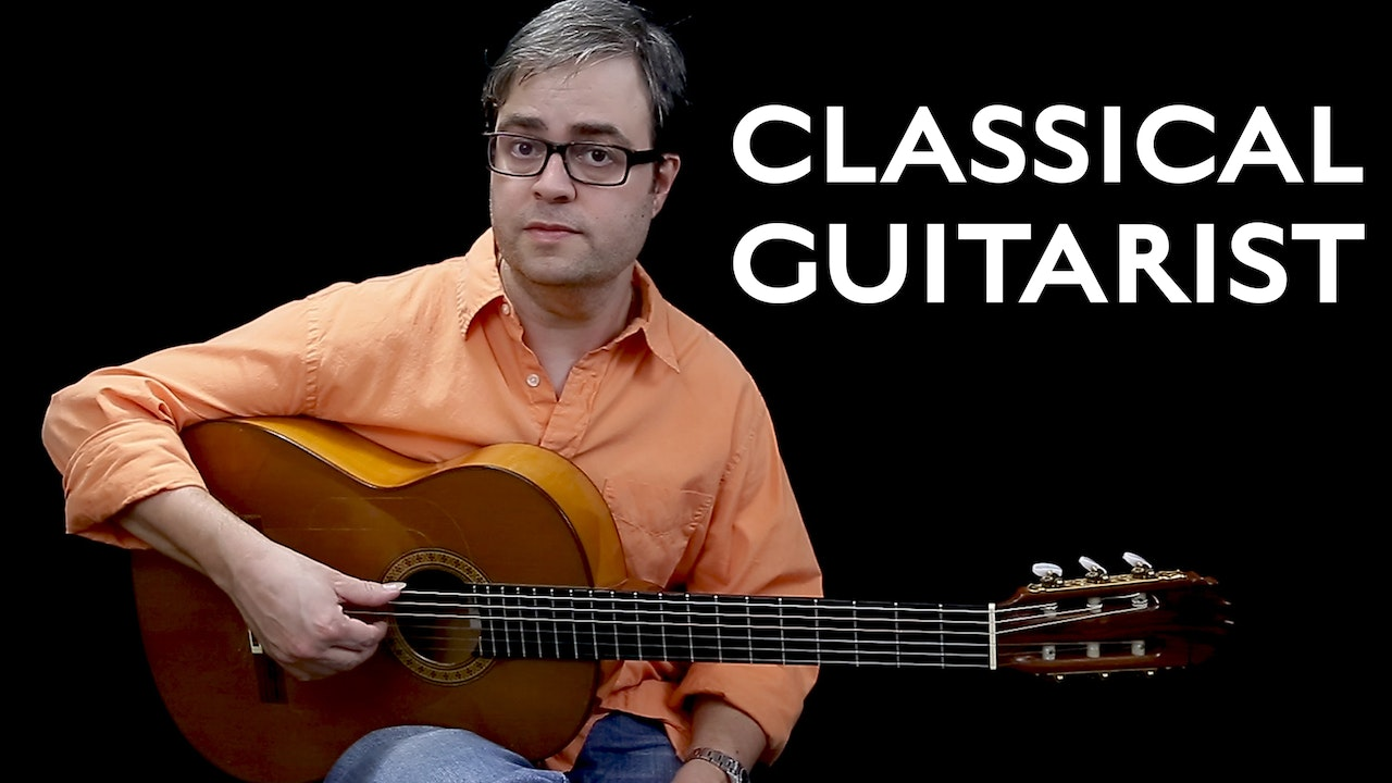 Classical Guitarist - Playlist