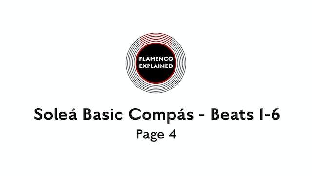 Solea Basic Compas Beats 1-6 Page 4