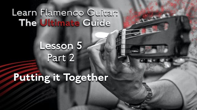 Lesson 5 - Part 2 - Putting it Together