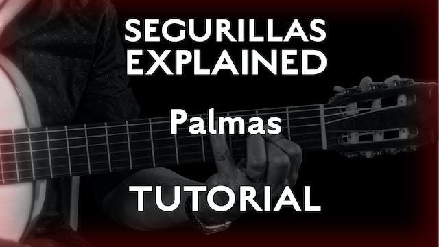Seguirillas Explained - Palmas - TUTO...