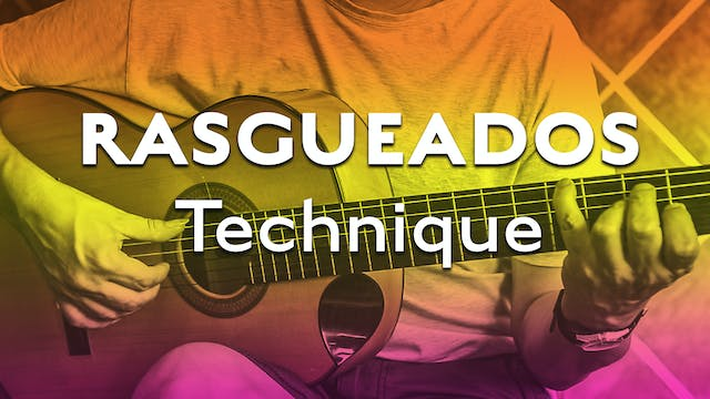 Technique Bootcamp - Rasgueados Techn...