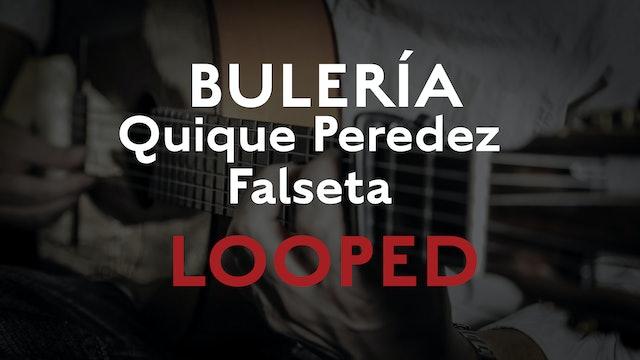 Friday Falseta - Bulerias falseta by Quique Paredes - LOOPED