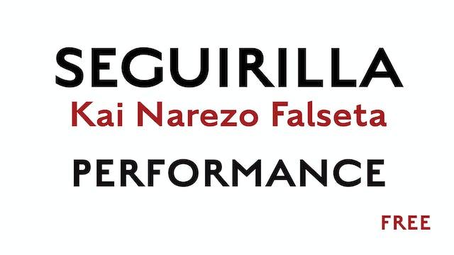 Friday Falseta - Seguirilla - Kai Narezo Falseta Performance