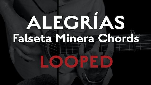 Friday Falseta - Alegrias Falseta Minera Chords - Looped