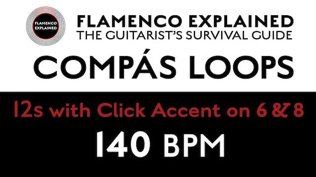 Compás Loops - 12s - With Click Accen...