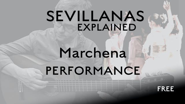 Marchena (Sevillanas) - Performance