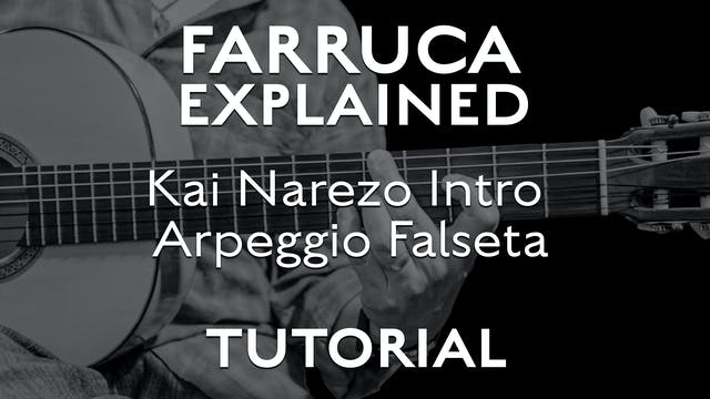 Farruca Explained - Kai Narezo Intro ...