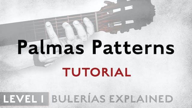 Bulerias Explained - Level 1 - Palmas...