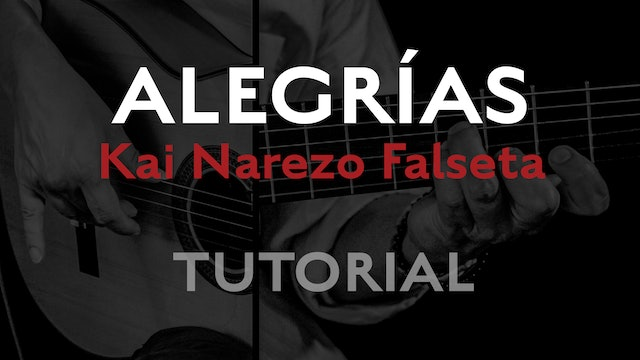Friday Falseta - Alegrias - Kai Narezo Falseta Tutorial