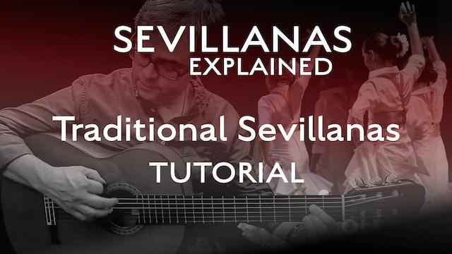 Traditional Sevillanas - Tutorial