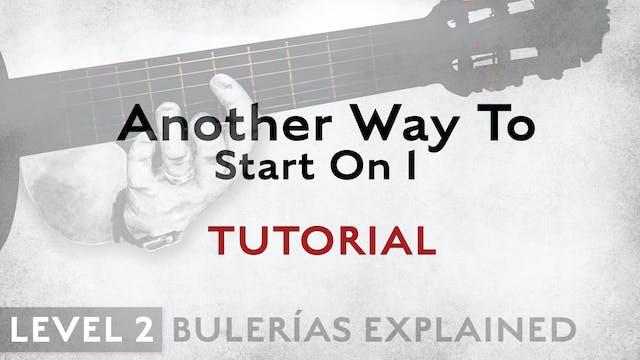 Bulerias Explained - Level 2 - Anothe...