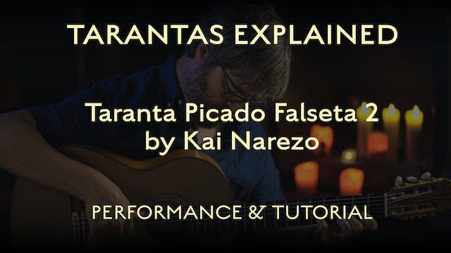Tarantas Explained - Picado Falseta 2...