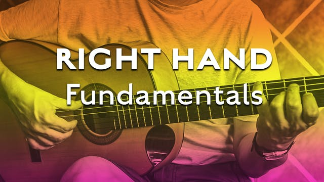 Technique Bootcamp - Right Hand Funda...