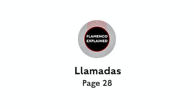 Tangos Llamadas Page 28
