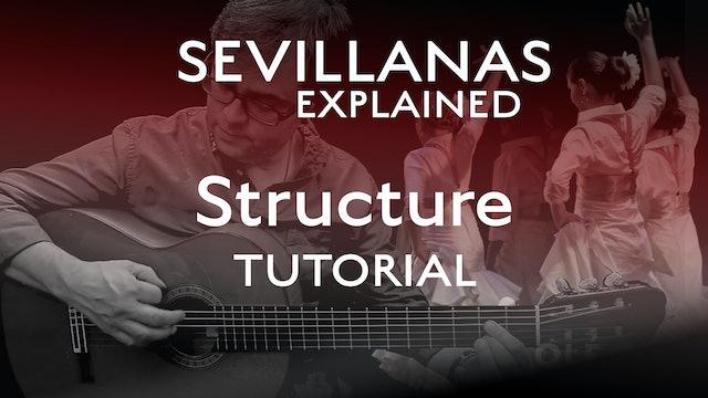 Sevillanas Structure - Tutorial