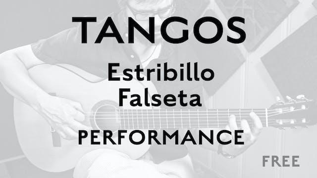 Tangos Explained - Estribillo Falseta...
