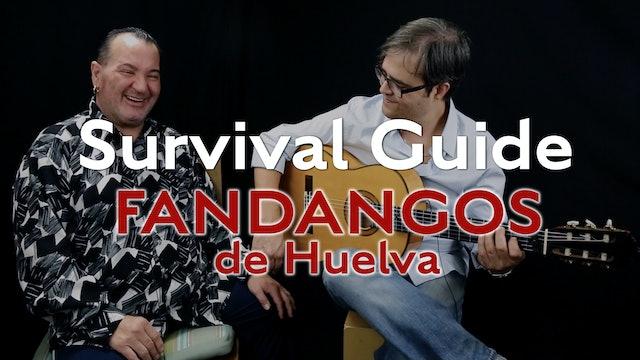 Survival Guide - Fandangos de Huelva
