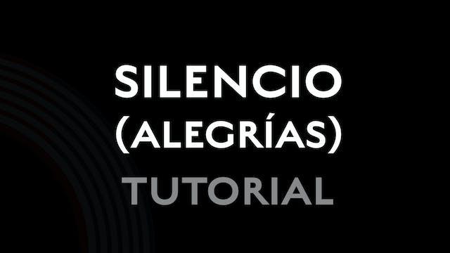 Silencio (Alegrias) - Tutorial