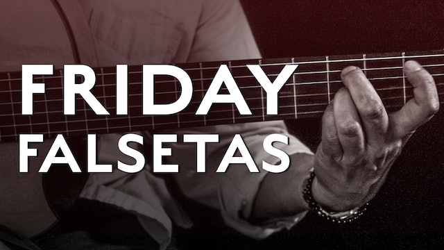 Friday Falsetas