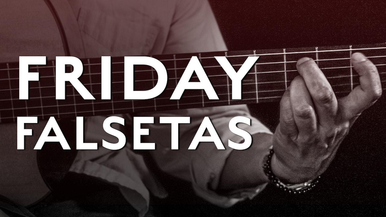 Friday Falsetas