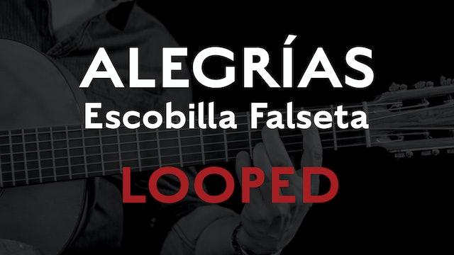 Friday Falseta - Alegrias Escobilla Falseta - LOOPED
