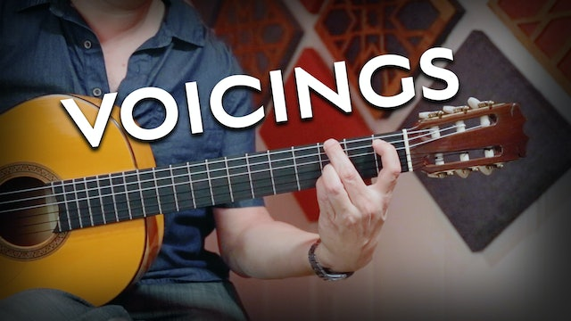Chords and Voicings in Flamenco