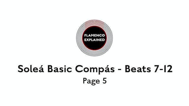 Solea Basic Compas Beats 7-12 Page 5