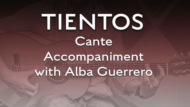 Tientos Explained - Cante Accompanime...